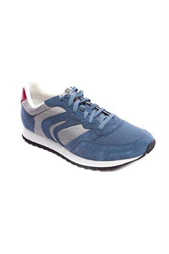Geox , Herren Outdoor Fitnessschuhe Blau