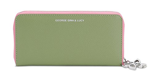 Preisvergleich Produktbild GEORGE GINA & LUCY Let Her Wallet Girlsroule Pale Army Green