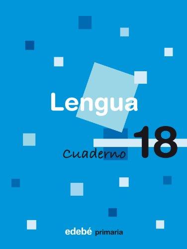 Cuaderno 18 Lengua - 9788423693078