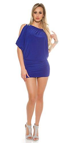 In-Stylefashion -  Vestito  - Donna Blau