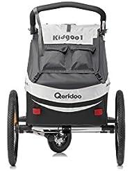 Qeridoo Bezug komplett für Fahrradanhänger ab 2017 - KidGoo2