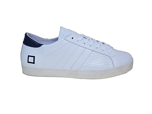 Date hill low pong sneakers uomo white 42