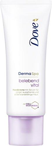 Dove DermaSpa Handcreme Belebend Vital, 3er Pack (3x 75 ml)