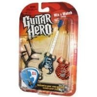 Guitar Hero 2009 Duets Serie 1 Gitarren Feedback Machine & Frydaze Tiger Stripes 10 cm