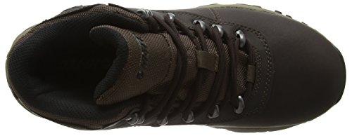 Hi-Tec Cascadia, Chaussures de Randonnée Hautes Femme Marron (Dark Chocolate 041)