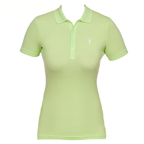 Ralph Lauren Club Polo SS Topspin Lime S