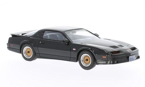 pontiac-trans-am-gta-nero-1988-modello-di-automobile-modello-prefabbricato-neo-143-modello-esclusiva