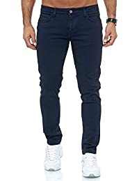 Redbridge Vaqueros Hombres Pantalones Denim Colored Slim Fit