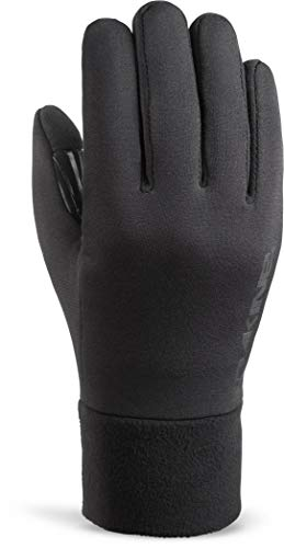 Dakine Storm Liner Glove L Snow Global, black