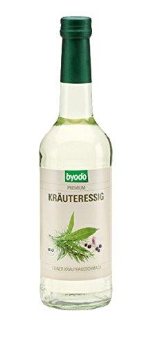 Byodo Kräuteressig, 6er Pack (6 x 500 ml Flasche) - Bio