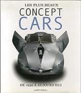 Les plus beaux concept cars