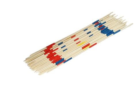 Lifetime–36861–Brettspiel–Spiel-Mikado aus Holz–50cm