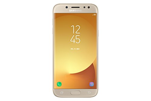 Preisvergleich Produktbild Samsung Galaxy J5 DUOS Smartphone (13,18 cm (5,2 Zoll) Touch-Display, 16 GB Speicher, Android 7.0) blau