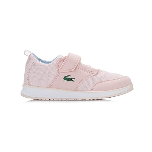 Spc Enfant Pink 116 Mixte Rose Baskets Light 1 Lacoste Basses v0wtOS