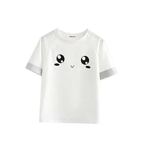 Gepäck & Taschen 2019 Neue Frauen Sommer Baumwolle T-shirt Geometrie Und Brief Drucken Kurzarm T-shirt 100% Hochwertige Materialien