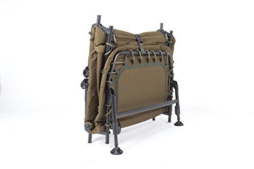 Nash H-Gun Bedchair - 2
