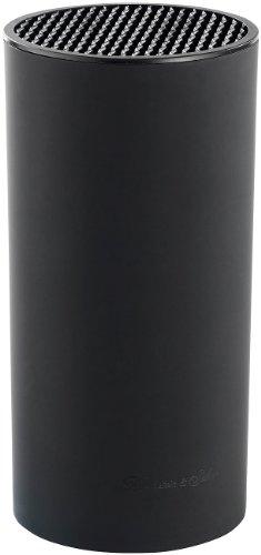 Preisvergleich Produktbild Rosenstein & Söhne Messerblock, schwarz