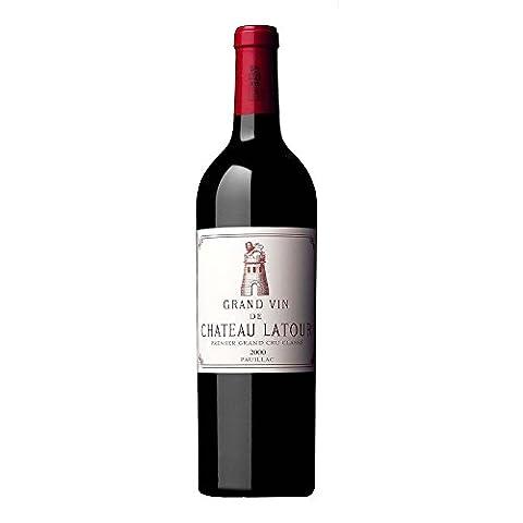Grand Vin de Château Latour - Pauillac 2005 - 6 x Bouteille (75 cl) (Pauillac Grand-)