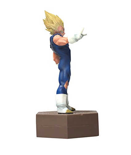 "Banpresto DBZ Dragon Ball Kai DXF Fighting Combination Vol. 1 5.5"" Vegeta Figure 2"