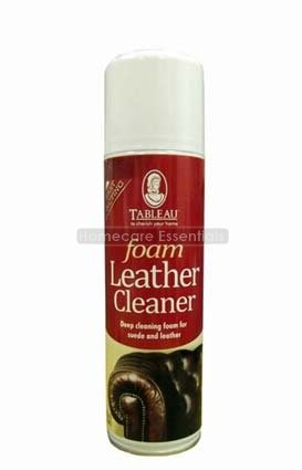 leather-cleaning-mousse