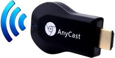 Anycast Memore Memore Anycast M2 Plus HDMI Wifi Dongle (Black)