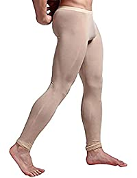 Nackt in strumpfhose