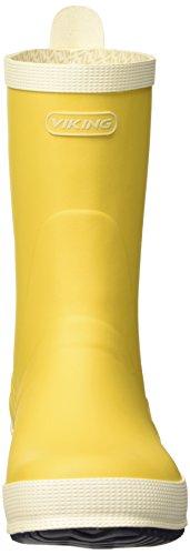Viking Seilas, Bottes de Pluie Mixte Adulte Jaune - Gelb (Yellow 13)