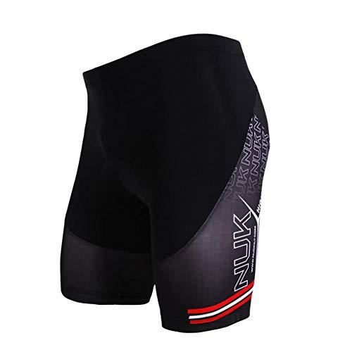 FELICIKK Outdoor-Bekleidung für Mountainbike-Männer mit hoher Dichte und hoher Dichte (Farbe : BK277, Size : XXXL) (Bike Hose Dirt 42)