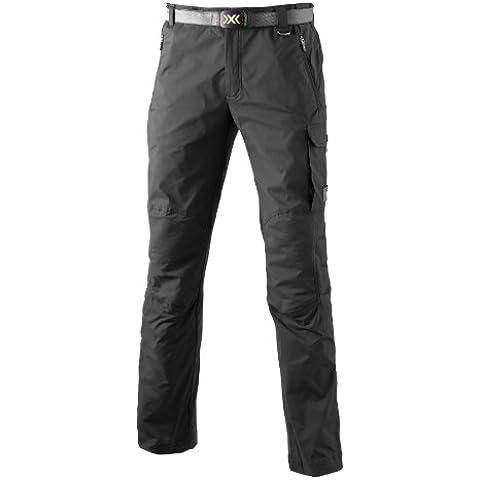 X-Bionic X - Bionic - Pantalones para hombre, tamaño XL, color negro