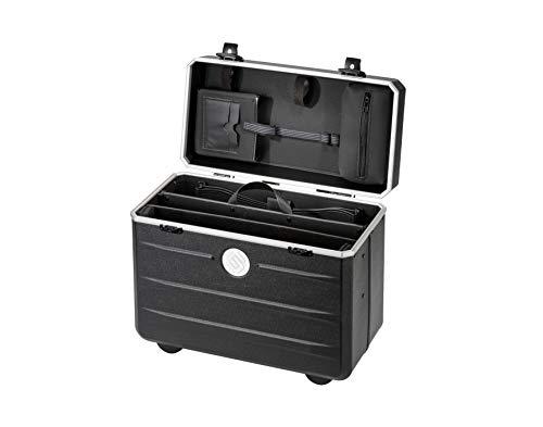 """Parat Werkzeugkoffer \""""Laptool\"""" (ohne Inhalt; X-ABS-Kunststoff; Laptopfach; Stiftschlaufen; Dokumentenfach) 4680957"""