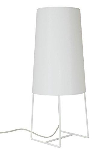 frauMaier - minisophie Tischleuchte - weiß - Schalter - Felix S. Mack - Design - Wohnzimmerleuchte