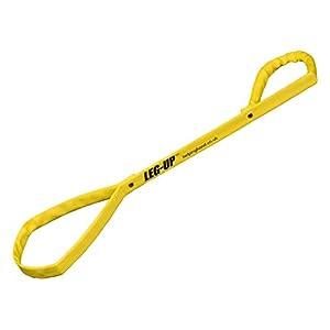 Helping Hand Bein bis Beinhebehilfe, gelb