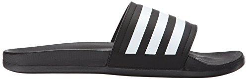Adidas Performance Adilette Cf Ultra C Athletic Sandal Black/White/Black
