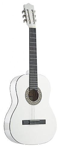 Stagg C510WH Guitare de concert 1/2Blanc