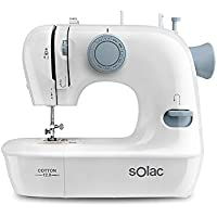 Solac SW8220 Cotton 12 Máquina de coser mecánica Multicolor