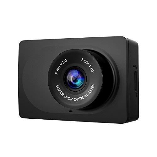 Foto YI Dash Camera WiFi 1080p/30fps Full HD Telecamera per Auto Compatta Dashcam...