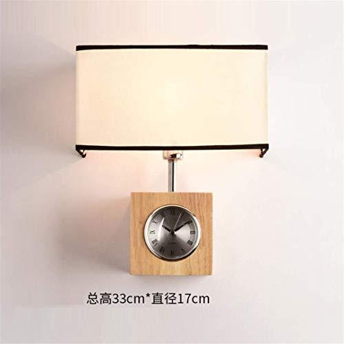 Mtx ltd soffitto lightcreative nordic semplice camera da letto soggiorno corridoio lampade da parete in legno massello illuminazione in legno lampade da comodino giapponesi moderni