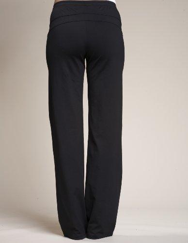 Venice Beach Damen Lange Hose Jazzy Pants, Schwarz, M, 12023-990 - 2