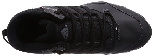 adidas, Bottes pour Homme Noir (Core Black/Visible Green/Power Red)