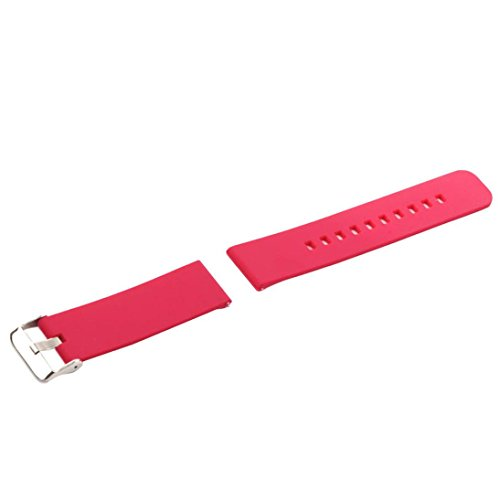 fulltimetm-tpu-replacement-wrist-band-for-pebble-time-smart-watch-bracelet-22mm-red