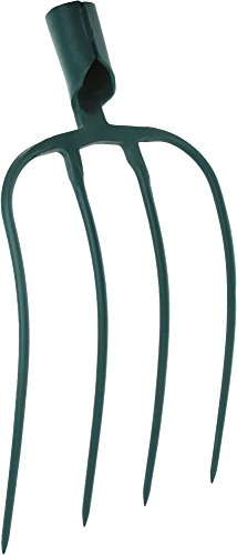 Cap Vert - A fumier / Sans manche - 4 dents - 30