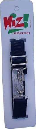 Boys / Girls Childrens Snake Belts (Navy)