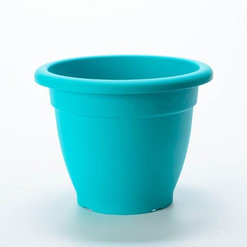Pot LINTEO bleu ottanio diam 30 cm