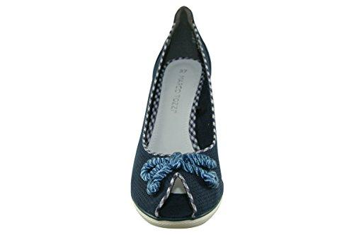 Marco Tozzi 2-2-29305-28-890, Scarpe col tacco donna Blu navy