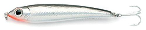 Westin Blinker Seatrout 13g 8,4cm Meerforellenblinker, Angelköder für Meerforellen, Lachs, Hornhecht, Küstenblinker für Ostsee, Nordsee, Meerforellenköder, Köder zum Spinnfischen an der Küste, Farbe:Canned Sardine