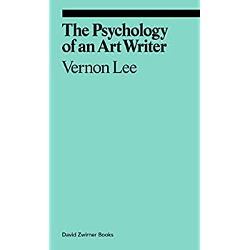 The psychology of an art writer