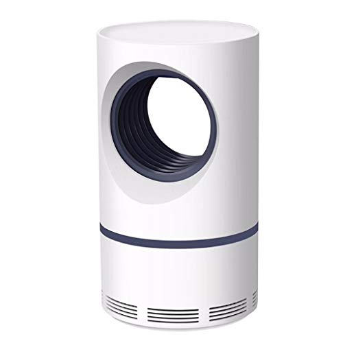 YWLINK Ultra-Silence Bionic MüCken Physisch Abwehren Schlafzimmer Wohnzimmer Babyzimmer Eingeatmet Starke Absaugung USB MüCkenlampe
