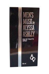 Alyssa Ashley Musk for Men Eau de Toilette 50ml Spray