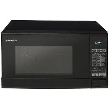 Sharp R270KM 20ltr Solo Microwave Black