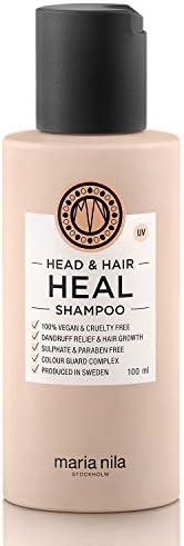 Maria Nila Head and Hair Heal Shampoo, MN-3655, 100 milliliter